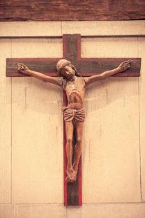 Crucifixion von Lars Hallstrom