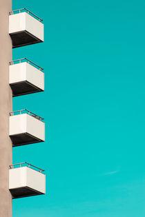 Balconies by Lars Hallstrom