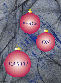 Peace on Earth by Sandra Wills