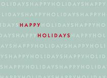 Holiday Chorus by Sandra Wills
