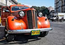 Los Vehículos Cubanos IV by Marcus A. Hubert