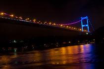 Fatih Sultan Mehmet Bridge, Istanbul von Evren Kalinbacak