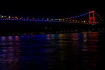 Fatih Sultan Mehmet Bridge, Istanbul by Evren Kalinbacak