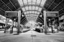 Bergen rail station von James Kennedy