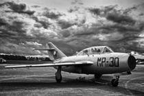 MiG-15 (SW) by Jürgen Mayer