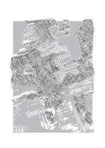 Coral Decoupage #6 by Alexandru Niculita
