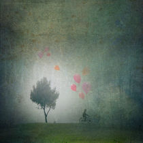 Balloons in the mist von artskratches