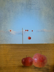 Dream Of An Apple Tree...? by artskratches