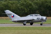 MiG-15 von Jürgen Mayer