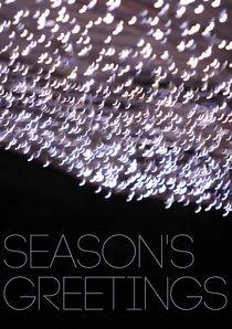 Season's Greetings by Rene Steiner