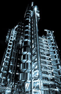 Lloyd's Building London von David Pyatt