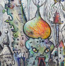 Lebende Häuser 1 by friedrich stumpfi
