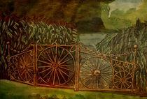 Das Radgatter von Marie Luise Strohmenger