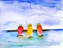 the girls from Lake Titikaka, Uros  von picadoro