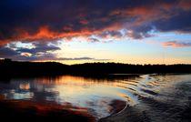 Sonnenuntergang  von Julia  Berger