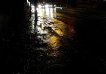 Rainny Night by Barbara Roma