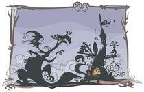 Fairy tale scene. by Bobb Klissourski