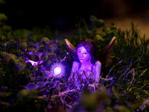 Night Fairy and Firefly by Christi Ann Kuhner