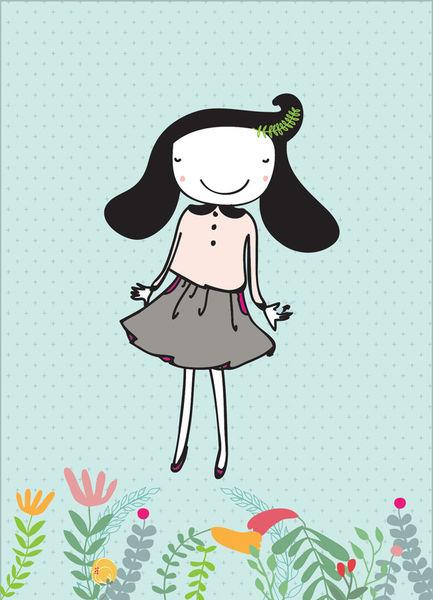 Girlwithflower