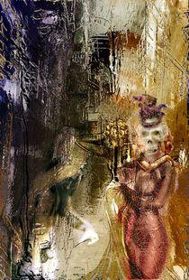 Frau TORHEIT im HERZEN by David Renson