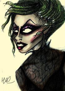 Medusa von Hannah Chusid