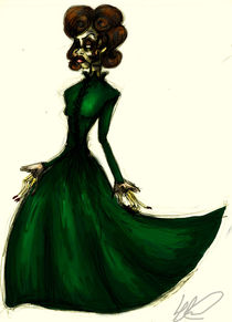 Victorian Zombie Mistress von Hannah Chusid