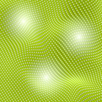 Grüne Punkte von dresdner