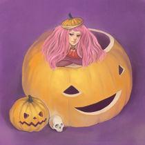 halloween by yuumi