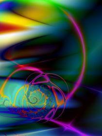 Leuchtspirale von claudiag