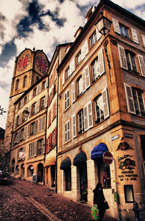Neuchâtel Switzerland von Kitty Bern