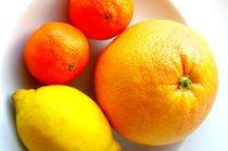 Citrus fruits by dag
