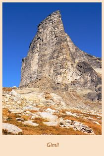 Gimli Peak von Jutta Ploessner