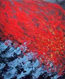 Feuer und Wasser by Bärbel Knees