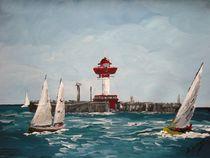 Kiel-leuchtturm-mit-segler-verkauft