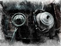 Pot and Teapot von Nina Piatrouskaya