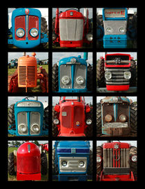 Tractors von Martin Williams