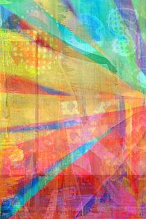 """""""Im Farbenrausch"""" von © Ivonne Wentzler"""
