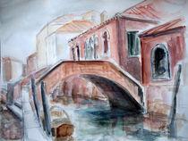Venedig Impressionen by Ellen Fasthuber-Huemer