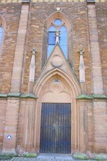 Entrance portal by hadot