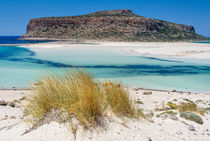 Balos lagoon by Christos Andronis