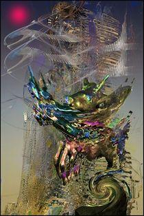 ENTHAUPTUNG des GOLDENEN KALBES von David Renson