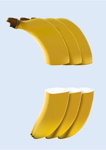 Bananas by Vytis Vasiliunas