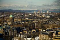 Edinburgh City von Jürgen Creutzburg