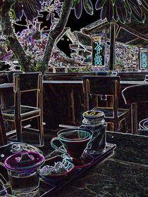 bali cafe by E-lena BonapArte