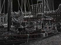 helsinki, ship by E-lena BonapArte
