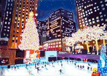 Merry Christmas in New York von Heidi Schmitt-Lermann
