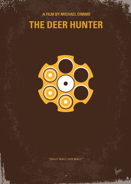No019-my-deerhunter-minimal-movie-poster