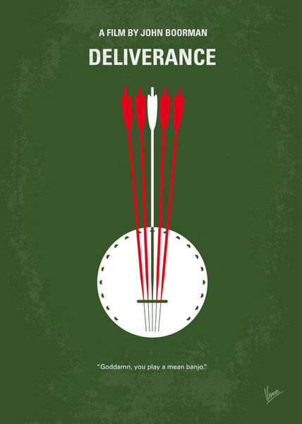 No020-my-deliverance-minimal-movie-poster