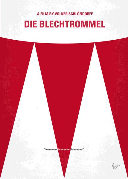 No022-my-die-blechtrommel-minimal-movie-poster