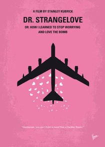 No025-my-dr-strangelove-minimal-movie-poster
